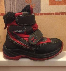 Детская зимняя обувь KETCH