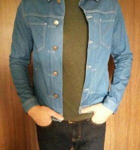 Оригинальная джинсовая куртка Zara