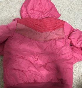 Куртка reebok женская