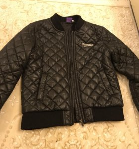 Куртка бомбер 134-140