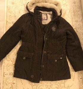 Куртка утеплённая для девочки