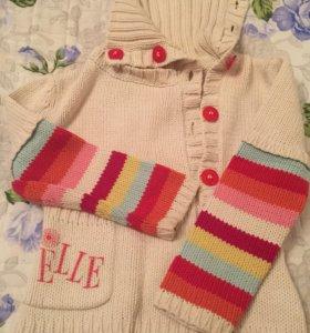 Свитер Elle  для девочки  на 4 года