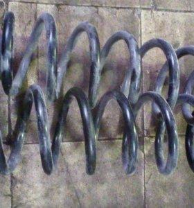 Пружины задние Ланос, Нексия