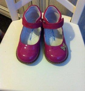Туфли для девочки, р 24