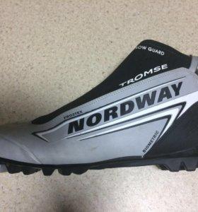 Лыжные ботинки Nordway Tromse 43,5 р-р