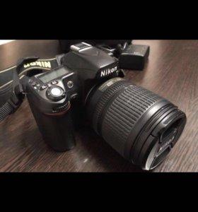 Объектив Nikon nikkor 18-105