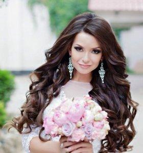 Свадебный стилист Прически Макияж