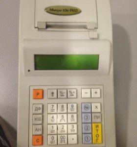 Чекопечатающая машина