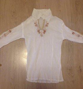 Летняя блузка 44р