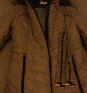 Куртка удлинненая