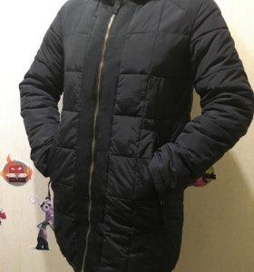 Куртка -парка на синтепоне