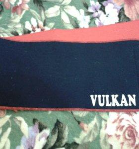 Термо-пояс для похудения Vulkan