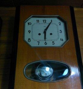 Часы настенные ОЧЗ с боем СССР