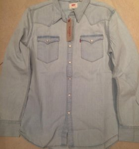 Рубашка мужская Levis M.L.