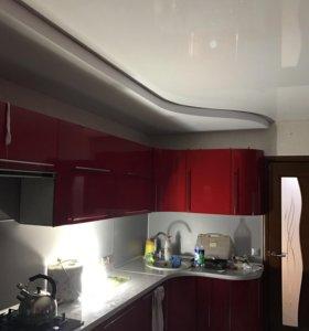 Натяжные потолки Deluxe