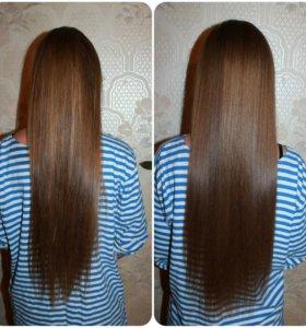 Коллагеновое обертывание волос!