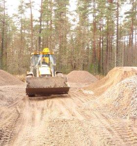 Подготовка участка под строительство