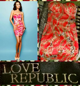 Платье love republic