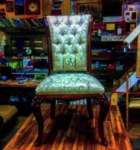 Ремонт,перетяжка стульев