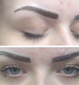 Татуаж, перманентный макияж