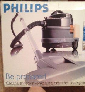 Моющие пылесос Philips