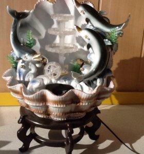 Увлажнитель воздуха (Китайский фонтанчик)