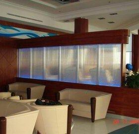 Пузырьковые панели и сенсорные комнаты