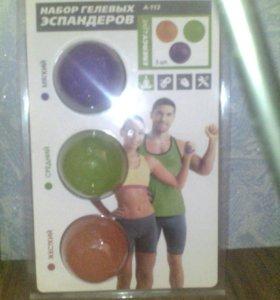 Геливые шары для укрепления мышц