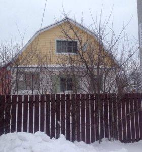 Дом (брус) 79 кв.м., уч-к 12 сот., д. Кудрявцево