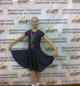 Рейтинговое платье для бальных танцев!