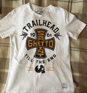 Новая футболка TrailHead Ghetto
