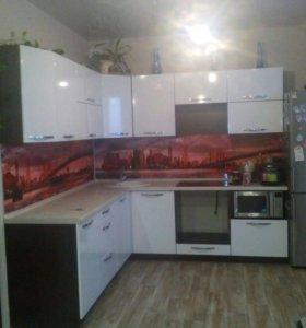Новый Кухонный гарнитур из Пластика