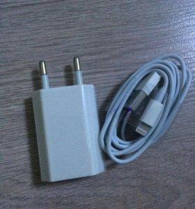 Зарядник от iPhone не оригинал