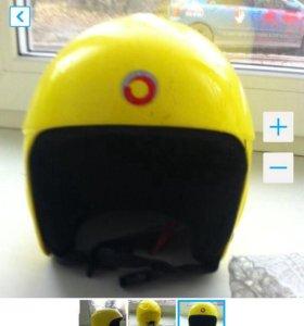 Шлем горнолыжный детский 51-53