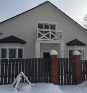 Дом 2016 года постройки с. Новолуговое