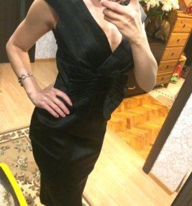 Платье черное  новое Oasis