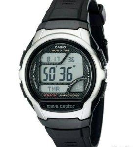Оригинальные часы Casio Wave Ceptor WV58A-1AV