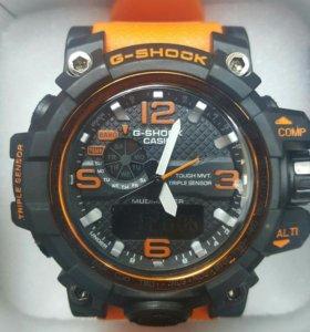 Спортивные защищенные часы Casio G-Shock