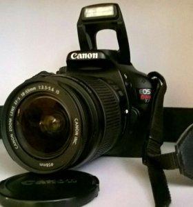 Зеркальный фотоаппарат Canon 550D.