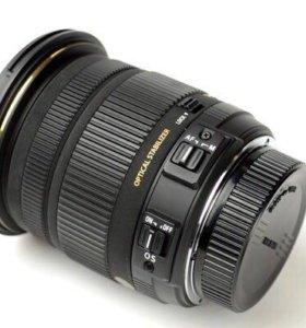 Объектив Sigma 17-50 f/2.8 Canon