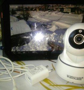 Система охраны видео наблюдения 1wifi камеры