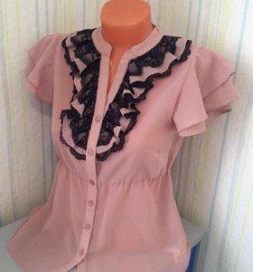 Новая легкая блуза 44-46