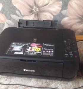 Мфу  canon mp280 с фотопечатью