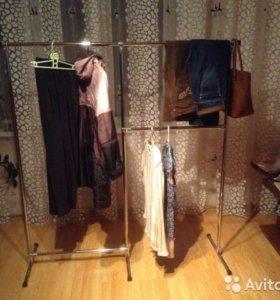 Вешалка напольная - гардероб, модель 1701, Новая