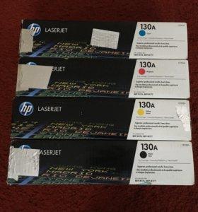 Картридж HP 130A laserjet