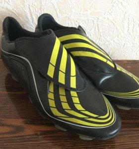 Бутсы Adidas f30  43 размер