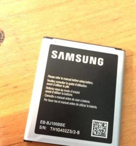 Продам аккумулятор Samsung j1 j100