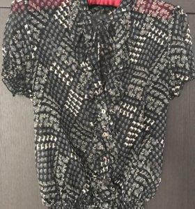 Блузка. Zara