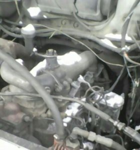 Двиготель с Зила 5301(Бычек)