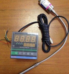 Датчик давления расплава с цифровым индикатором